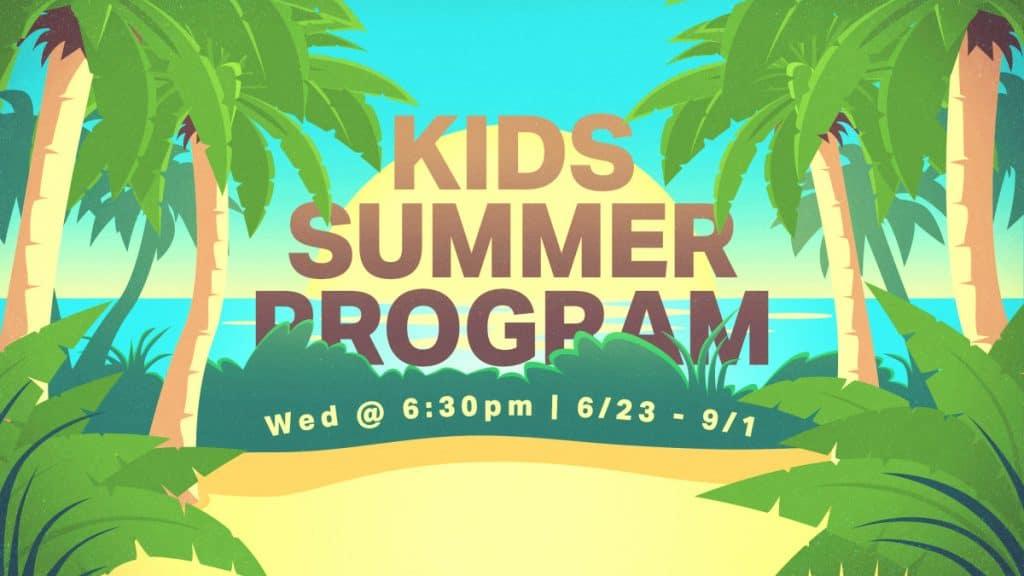 Kisd Summer Program