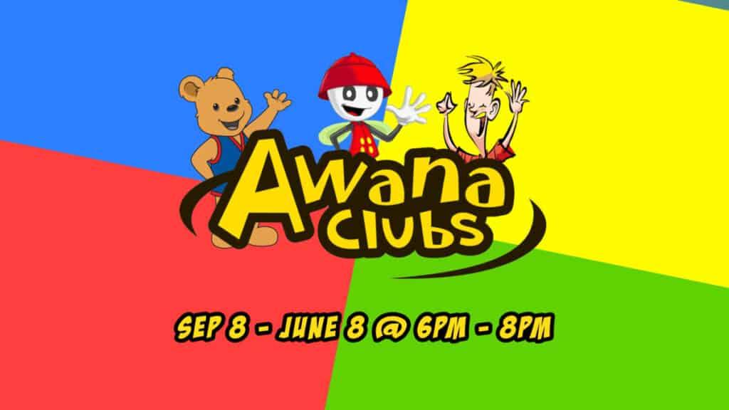 Awana Begins 2021 Facebook